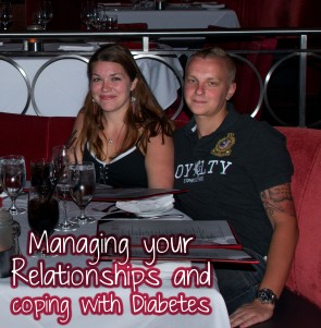 Diabetes & Relationships. Who is effected?