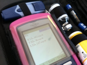 Omnipod Insulin Pump Meter