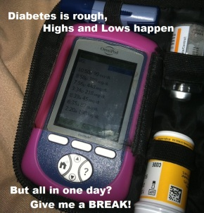 The Highs and Lows of Diabetes