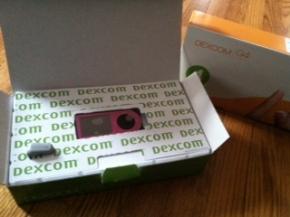 New Dexcom G4 System | www.iamatype1diabetic.com