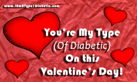 You're My Type | www.Iamatype1diabetic.com