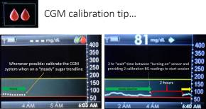 Calibrate on a Steady Trend | www.iamatype1diabetic.com
