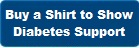 Buy a Calla's Crusaders T-Shirt to Show Diabetes Support | www.iamatype1diabetic.com