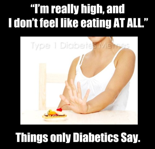 I'm Really High | www.iamatype1diabetic.com