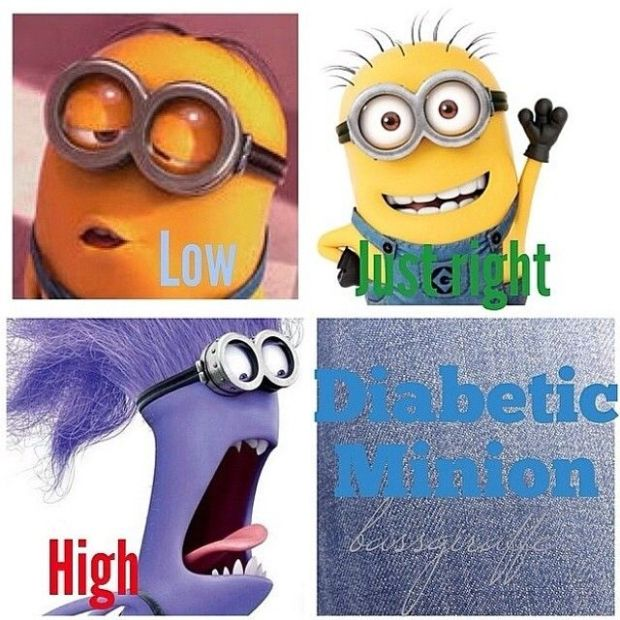 The Diabetic Minion | www.iamatype1diabetic.com