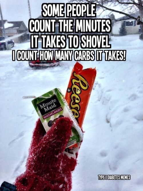 How Many Carbs Does it Take? | www.iamatype1diabetic.com