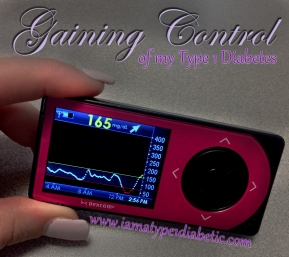 Gaining Control of my Type 1 Diabetes