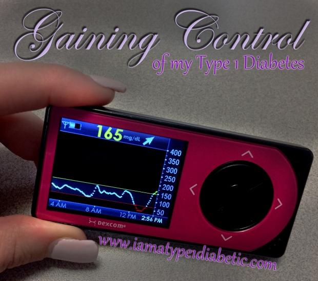 Gaining Control of my Type 1 Diabetes