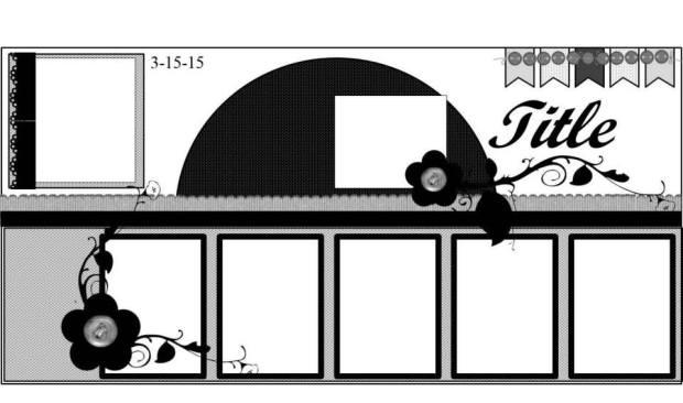 Lets Scrap Sketch 3-15-15 | www.callascraftycorner.wordpress.com