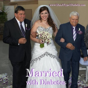 Married with Diabetes | www.iamatype1diabetic.com