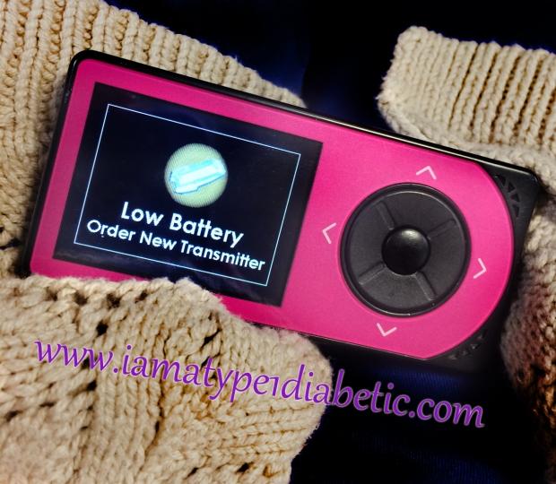 Order New Dexcom Transmitter | www.iamatype1diabetic.com