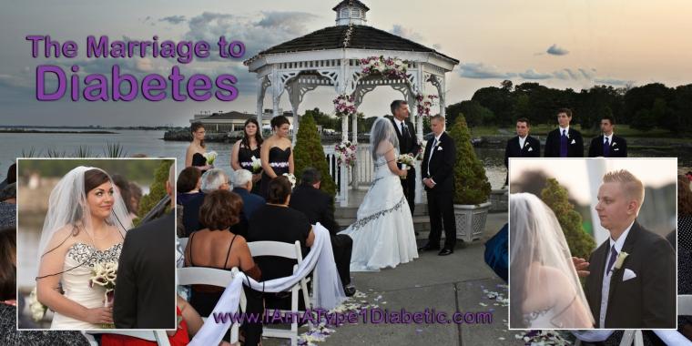 The Marriage of Diabetes | www.iamatype1diabetic.com