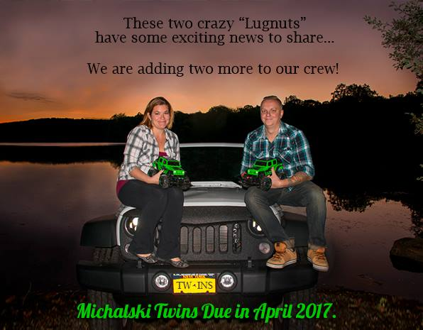 Michalski Twins | Car Baby Annoucement | Twin Annoucement | Diabetes & Pregnancy